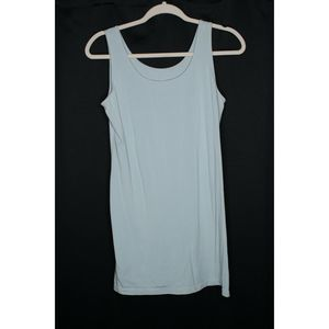 Soma Live Lounge Wear Womens Tank top Blue Size M